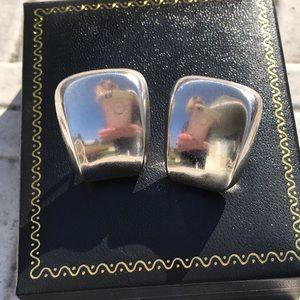 Sterling Silver Robert Lee Morris Earrings